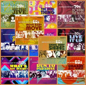 VA - Australian Pop Of The 60's, 70's, 80's - Collection (2007-2012)