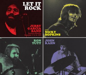 Jerry Garcia Band - Let It Rock: The Jerry Garcia Collection Vol. 2 [2CD] (2009)