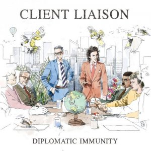 Client Liaison - Diplomatic Immunity (2016)