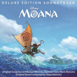 VA - Moana (Original Motion Picture Soundtrack / Deluxe Edition) (2016)