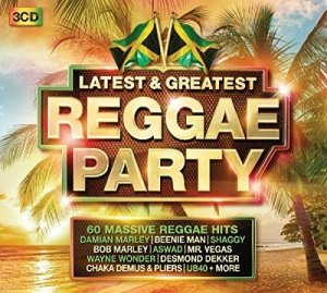 VA - Latest & Greatest Reggae Party [3CD Box Set] (2016)