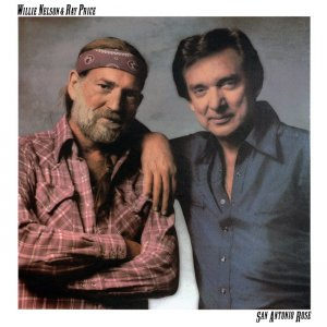 Willie Nelson & Ray Price - San Antonio Rose (1980) [2016] [HDTracks]