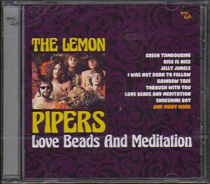 The Lemon Pipers - Love Beads And Meditation (1968)