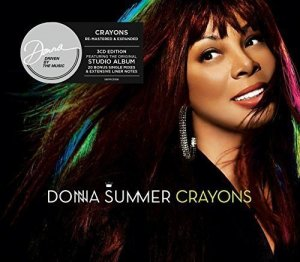 Donna Summer - Crayons (3CD) (Deluxe Edition) (2008) (2016)