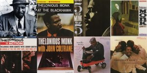 Thelonious Monk - The Riverside Tenor Sessions [7CD Box Set] (1998)