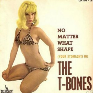 The T-Bones - No Matter What Shape (Your Stomach's In) (1966)