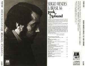 Sergio Mendes & Brazil 66 - Look Around (1968) [Japan 1993]