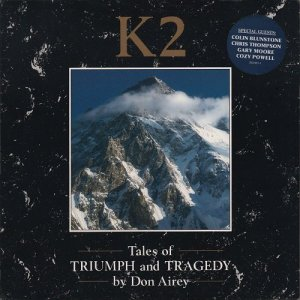 K2 - Tales Of Triumph And Tragedy by Don Airey (1988)