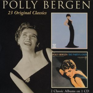 Polly Bergen - Bergen Sings Morgan & The Party's Over (2000)