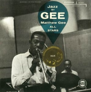Matthew Gee - Jazz By Gee (1956)