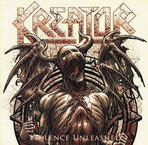 Kreator - Violence Unleashed [EP] (2016)