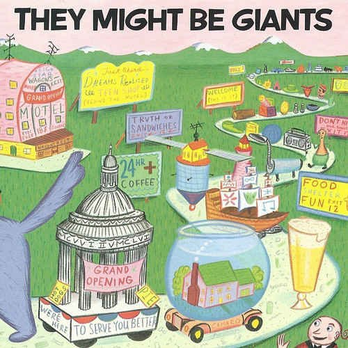 They might be giants fingertips download music