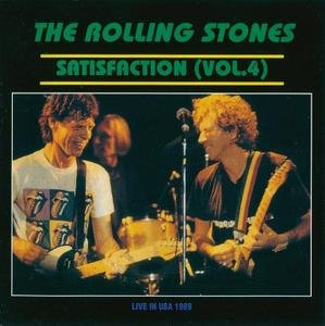 The Rolling Stones - Satisfaction Vol.4 (1993)