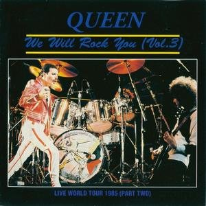 Queen - We Will Rock You Vol.3 (1994)