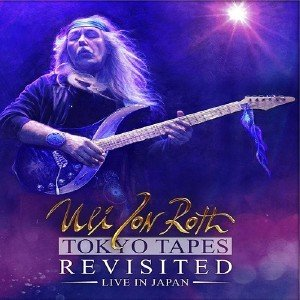 Uli Jon Roth - Tokyo Tapes Revisited: Live in Japan (2016) [DVD9]
