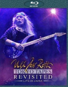 Uli Jon Roth - Tokyo Tapes Revisited: Live in Japan (2016) [BDRip 1080p]