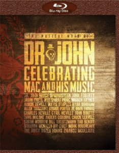 VA - The Musical Mojo Of Dr. John: Celebrating Mac And His Music Live (2016) [BDRip 1080p]
