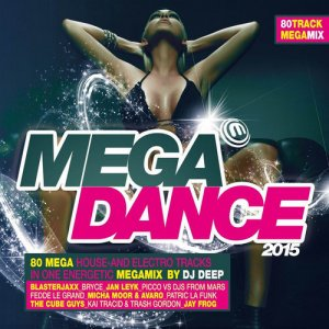 VA - Megadance 2015 [2CD] (2014)
