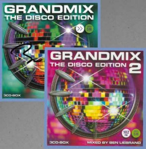 VA - Grandmix - The Disco Edition 1 & 2 [Mixed By Ben Liebrand] (2002-2003)