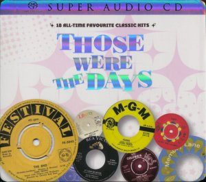 VA - Those Were The Days vol.1 (2015) [HDtracks]