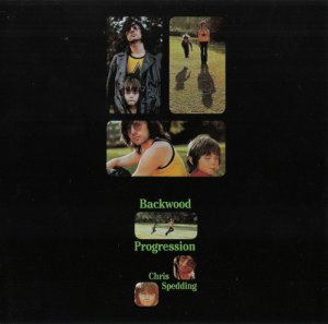 Chris Spedding - Backwood Progression (1970) Remastered (2014)