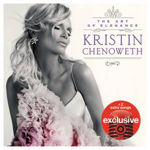 Kristin Chenoweth - The Art of Elegance (Target Deluxe Edition) (2016)