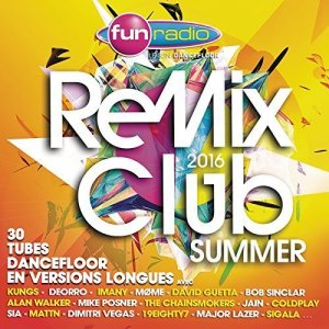 VA - Fun Remix Club Summer 2016 (2016)