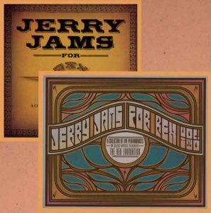 VA - Jerry Jams for Rex Volume I & II (2010-2011)