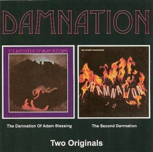 The Damnation Of Adam Blessing - The Damnation Of Adam Blessing / The Second Damnation (1969 / 1971)