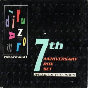 VA - Razormaid! 7th Anniversary Box Set (7CD) [Spesial Limited Edition] (1992)