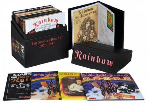 Rainbow - The Singles Box Set 1975-1986 (2014)