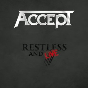 Accept -­ Restless ­And Live (­2CD) (2017)