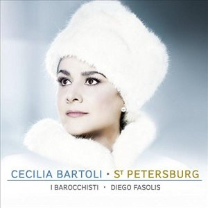 Cecilia Bartoli - St. Petersburg (2014) [HDtracks]