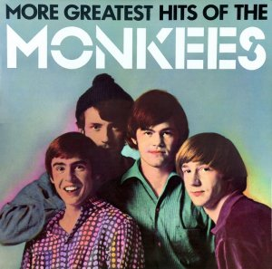 The Monkees - More Greatest Hits (1982) [1990]
