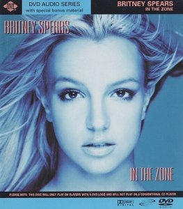 Britney Spears - In The Zone [DVD-Audio] (2004)