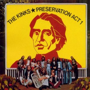 The Kinks - Preservation Act 1 [1973] (2014) [HDtracks]