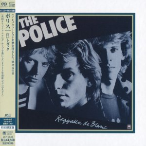 The Police - Reggatta De Blanc (1979) [Japan SHM SACD 2013] PS3 ISO + HDTracks
