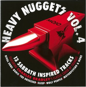 VA - Heavy Nuggets Vol. 4 (13 Sabbath Inspired Tracks) (2016)