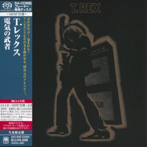 T. Rex - Electric Warrior (1971) [Japanese SHM-SACD 2011] PS3 ISO + HDTracks