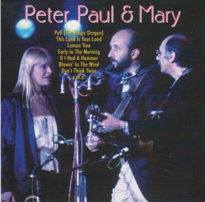 Peter, Paul & Mary - Peter, Paul & Mary (Compilation) (1993)