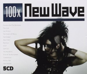 VA - 100x New Wave (5CD) (2014)