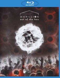Marillion - Out of the box - Marillion Weekend 2015 (2016) [BDRip 1080p]