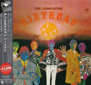The Association - Birthday (1968) Japan remaster (2013)