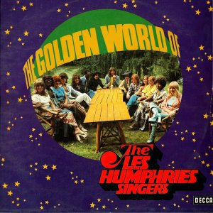 The Les Humphries Singers ?– The Golden World Of The Les Humphries Singers (1974) LP