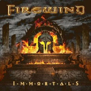 Firewind - Immortals [Limited Edition] (2017)