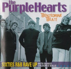 The Purple Hearts & The Coloured Balls - Benzedrine Beat! (1964-70) (2005) Lossless