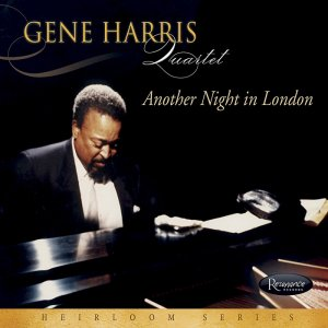 Gene Harris - Another Night in London (2010) [HDTracks]