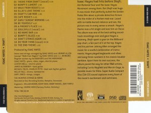 Isaac Hayes - Shaft 1971 [SACD 2004] PS3 ISO + HDTracks