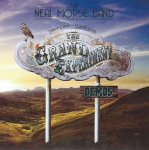 The Neal Morse Band - The Grand Experiment Demos [Inner Circle March 2016] (2016)