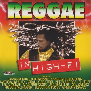 VA - Reggae In High-Fi (2003) [Audio Fidelity SACD] PS3 ISO + HDTracks